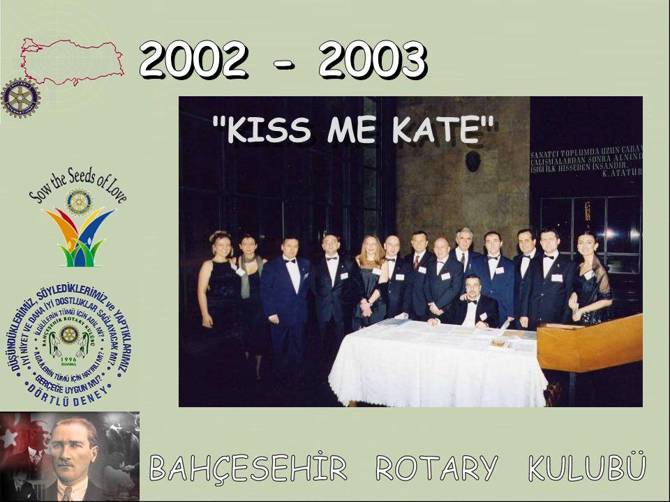 KISS ME KATE Müzikali'nin