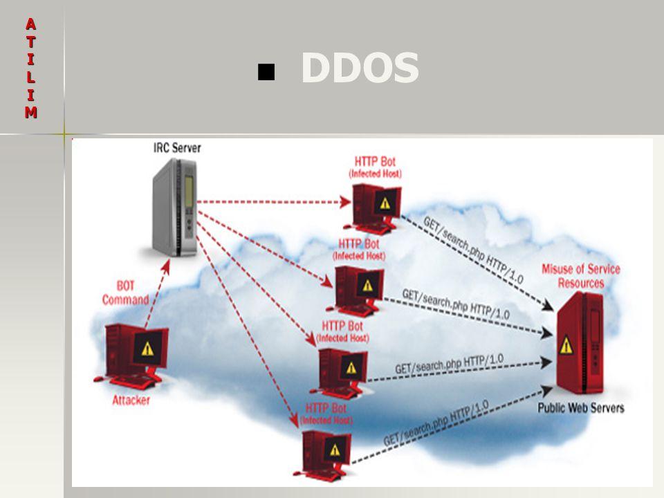 A T I L M DDOS