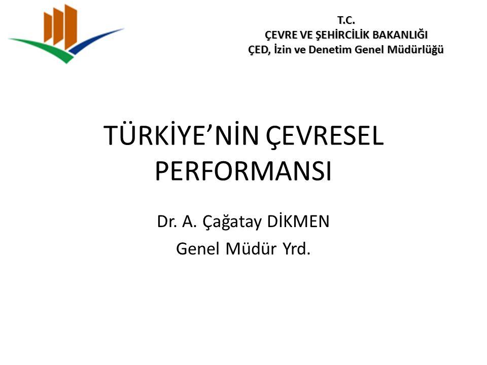 TÜRKİYE'NİN ÇEVRESEL PERFORMANSI