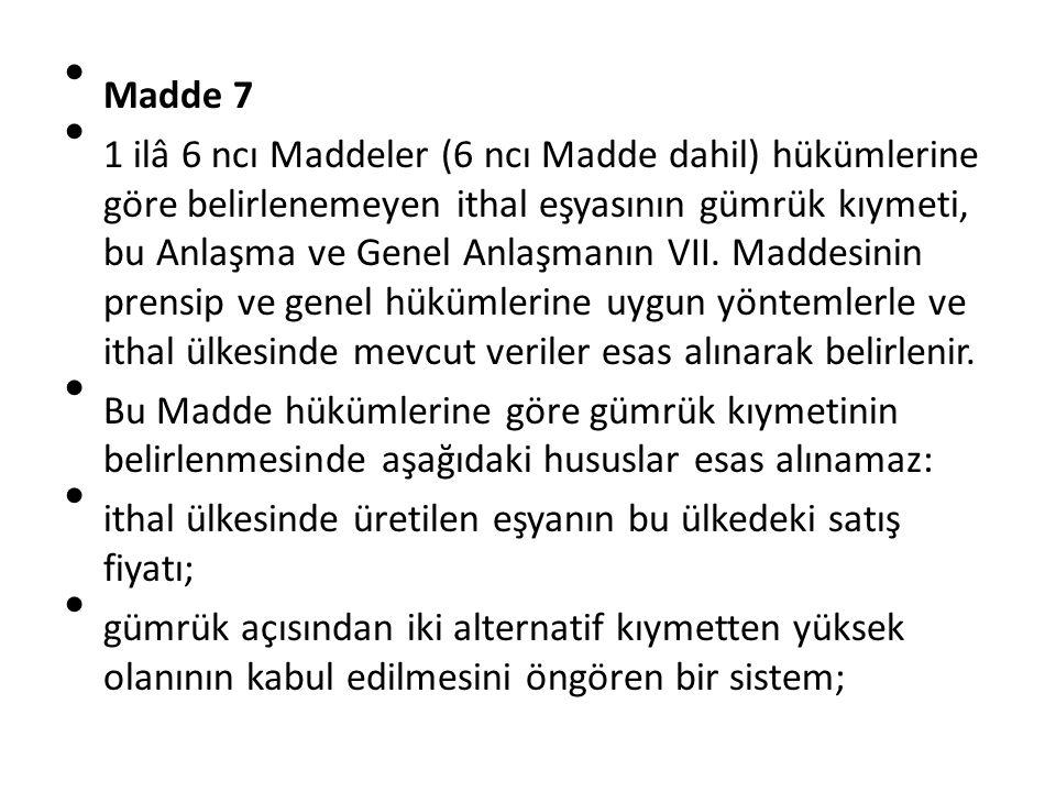 Madde 7