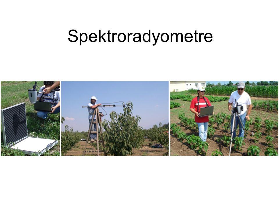 Spektroradyometre