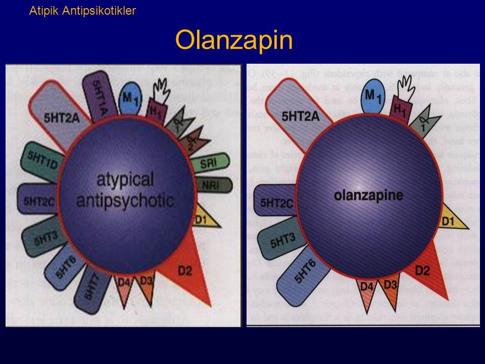 Atipik Antipsikotikler Olanzapin