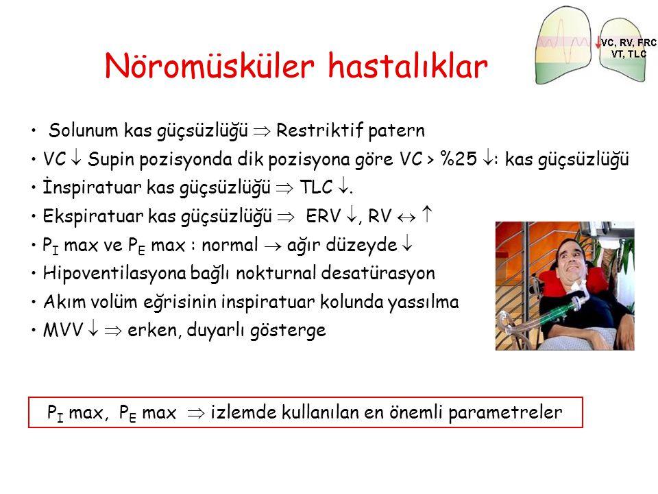 Nöromüsküler hastalıklar
