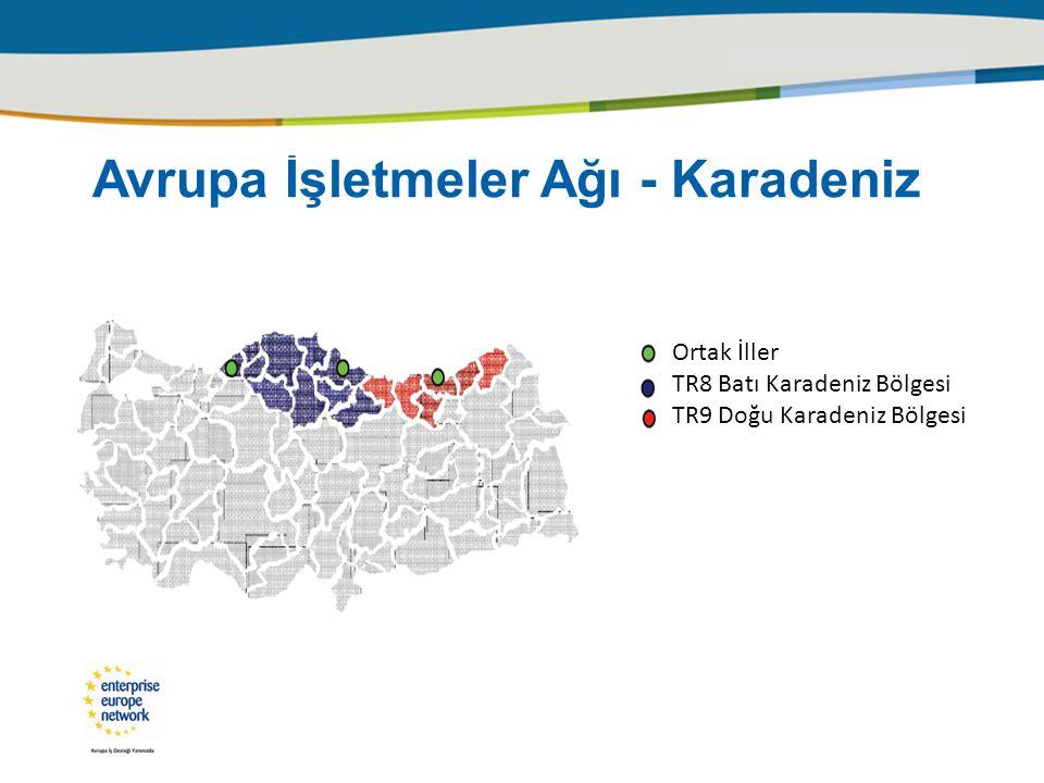 Avrupa İşletmeler Ağı - Karadeniz