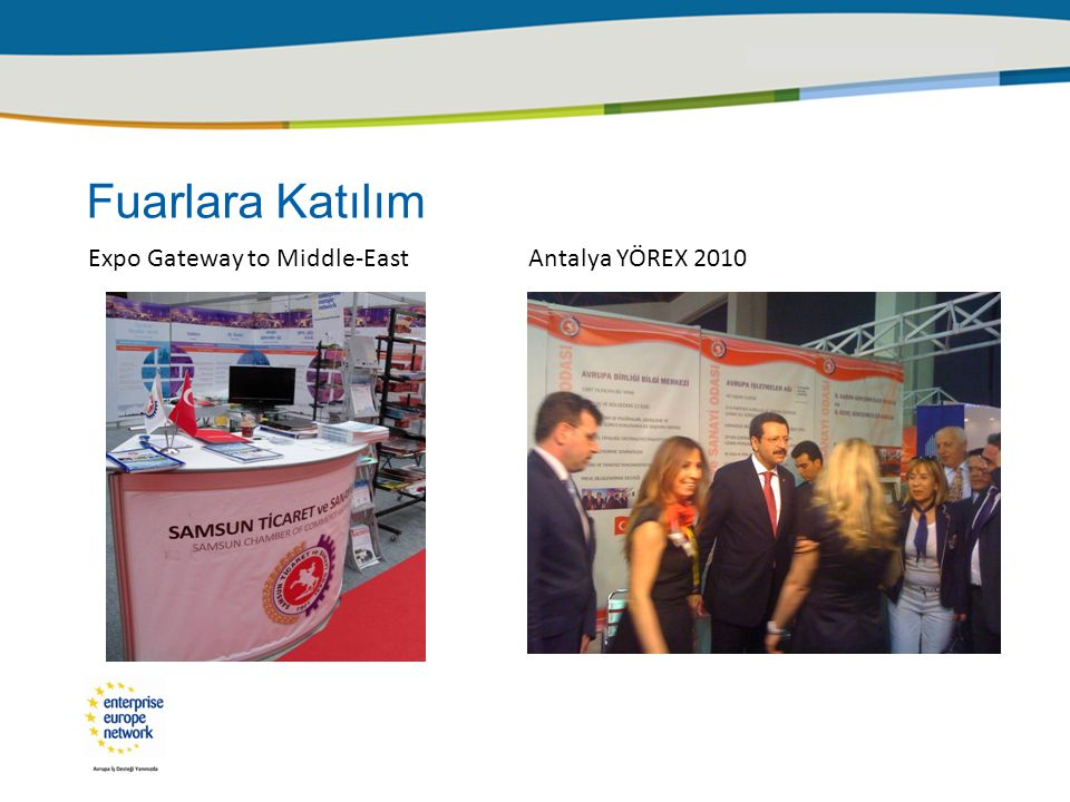 Expo Gateway to Middle-East