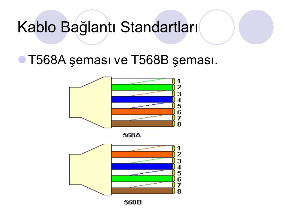 Kablo Bağlantı Standartları
