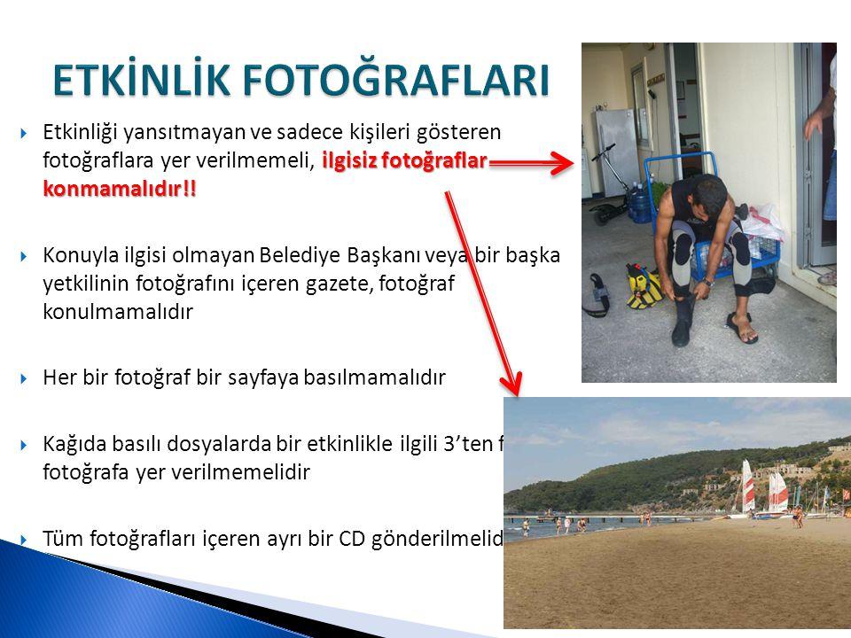 ETKİNLİK FOTOĞRAFLARI