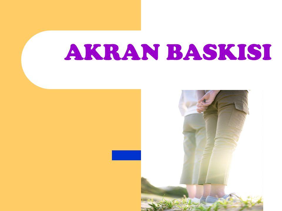 AKRAN BASKISI
