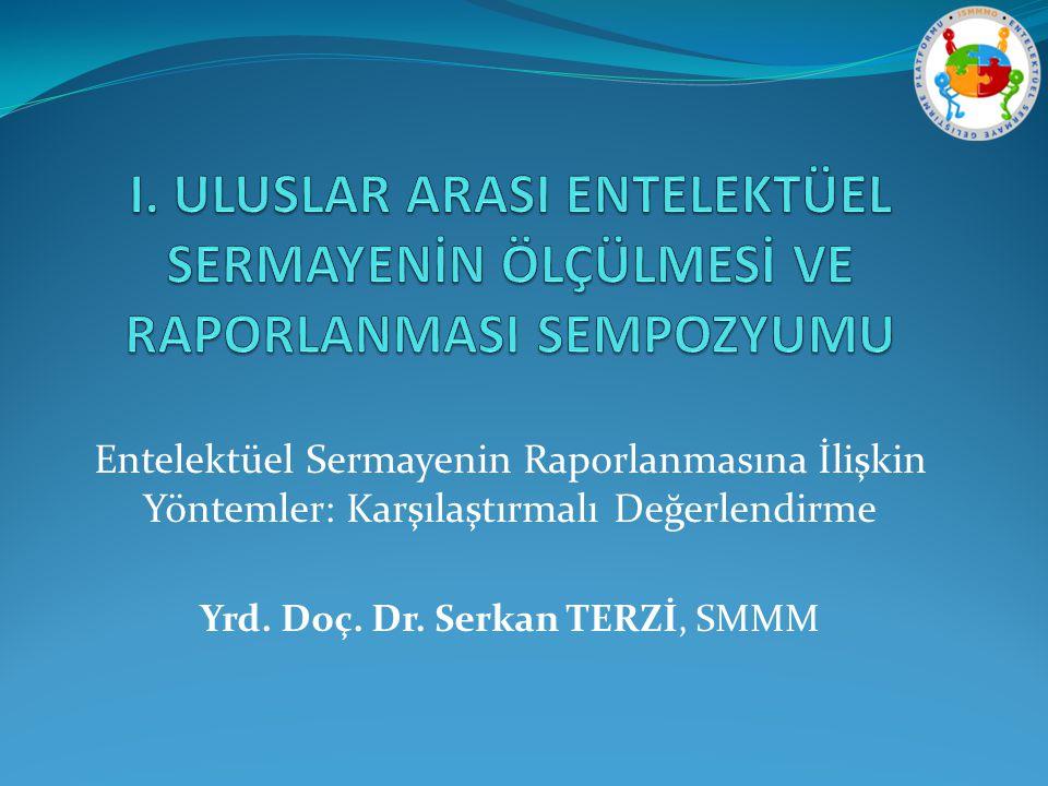 Yrd. Doç. Dr. Serkan TERZİ, SMMM
