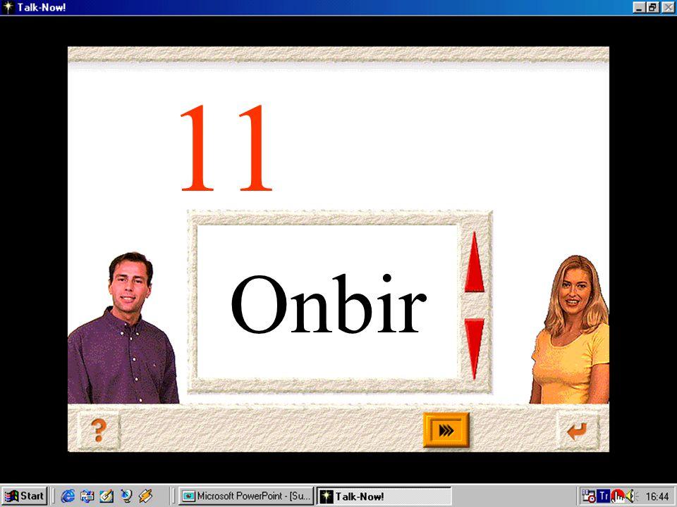 Onbir 11