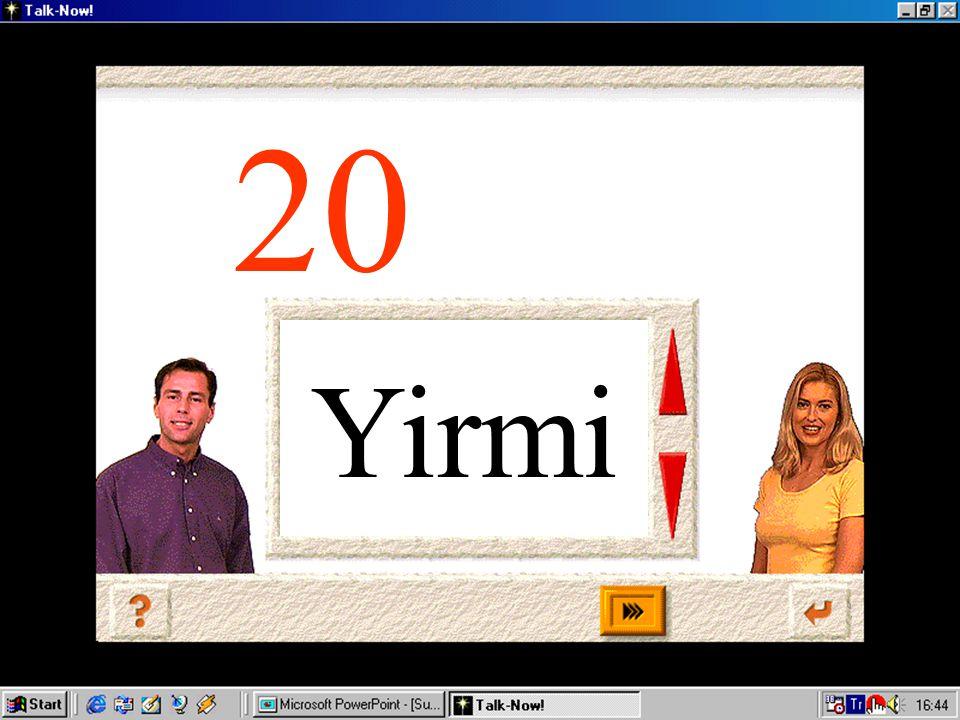 Yirmi 20