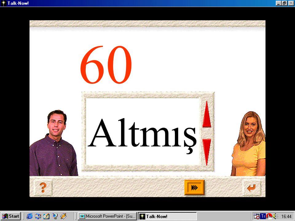 Altmış 60