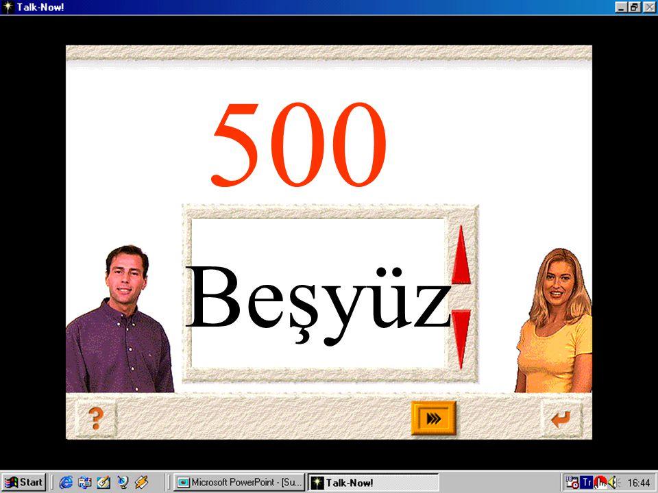 Beşyüz 500