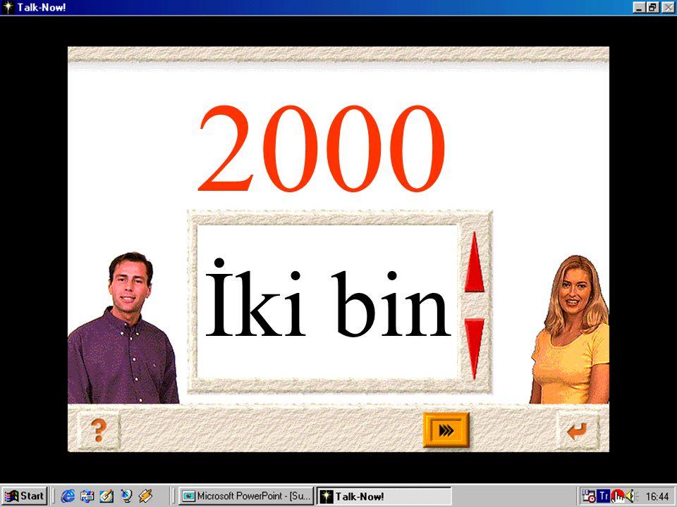 İki bin 2000