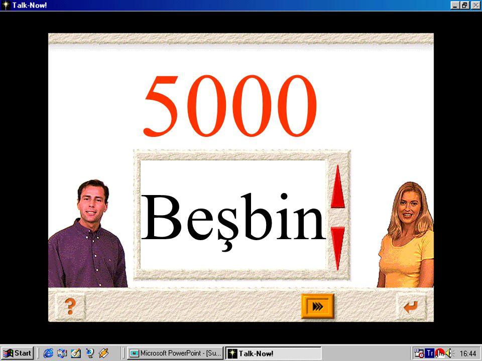 Beşbin 5000