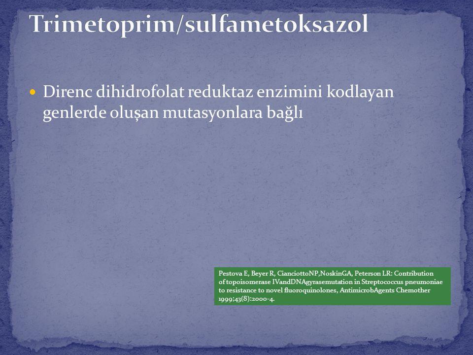 Trimetoprim/sulfametoksazol