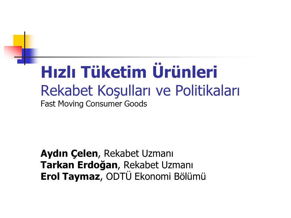 Hızlı Tüketim Ürünleri
