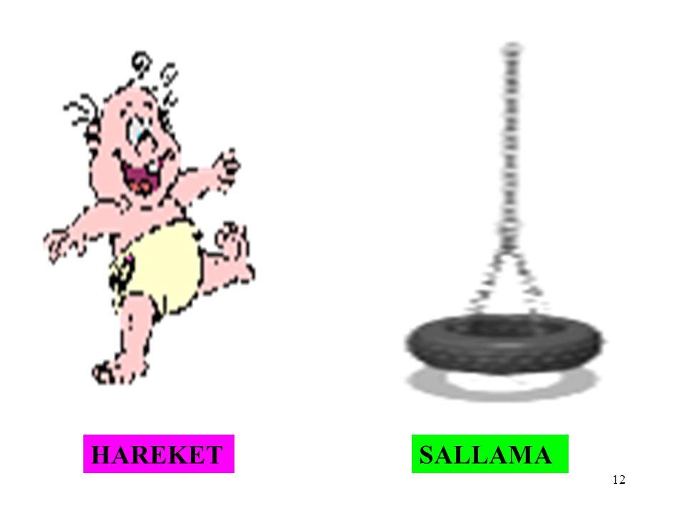 HAREKET SALLAMA