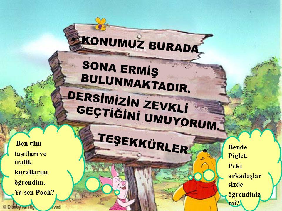 SONA ERMİŞ BULUNMAKTADIR.