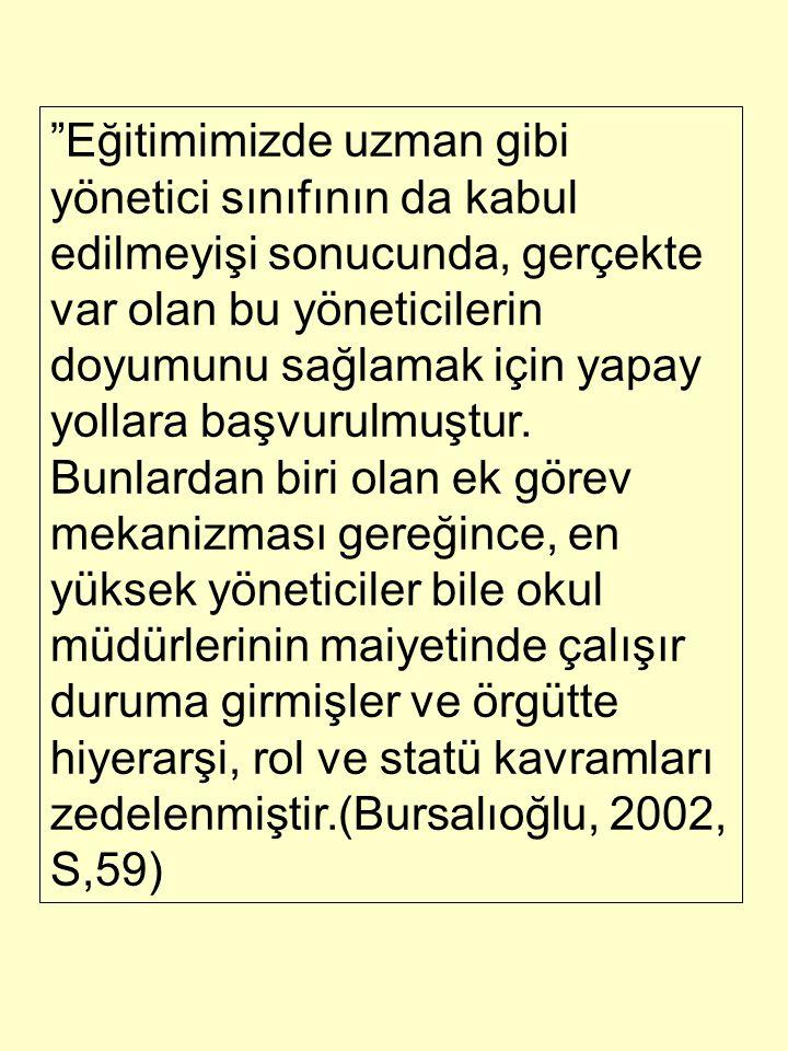 3. Türk yurttaşlarının yurt dışında yapacakları eğitim ve öğretim hizmetlerini düzenlemek ve yürütmek.