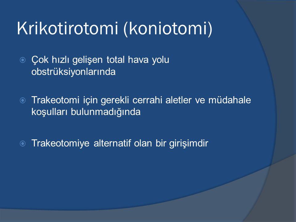 Krikotirotomi (koniotomi)