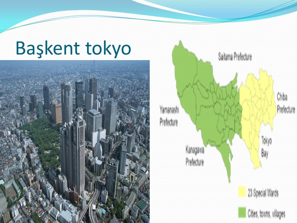 Başkent tokyo