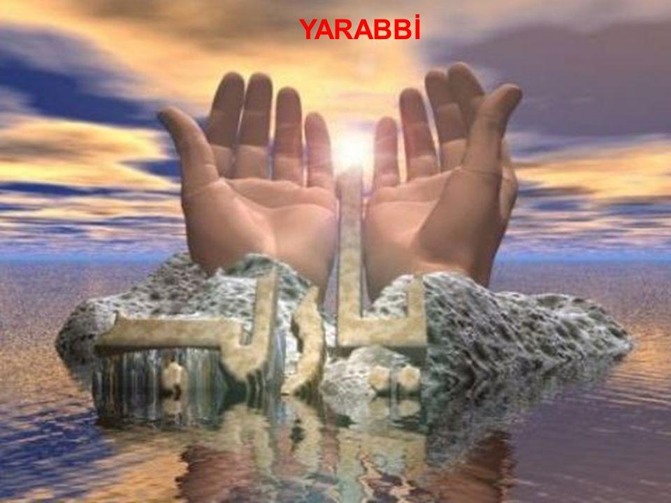 YARABBİ Ebrehe'nin huzurundan ayrılarak doğruca Kâbe'ye gitti ve Allah'a dua etmeye başladı. .
