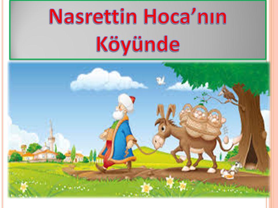 Nasrettin Hoca'nın Köyünde