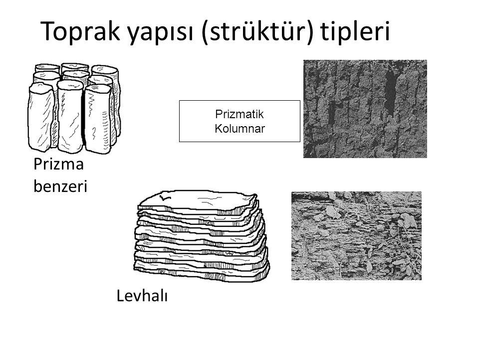 Toprak yapısı (strüktür) tipleri