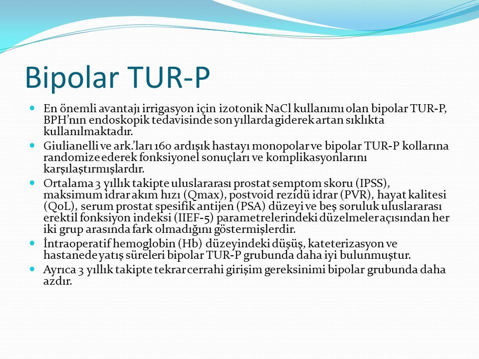 Bipolar TUR-P