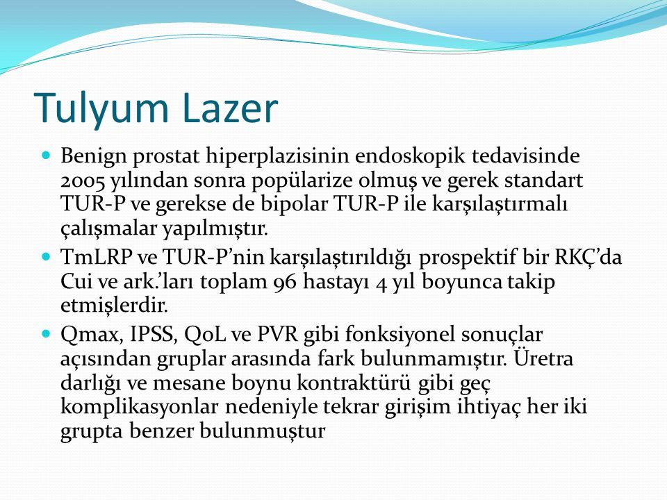 Tulyum Lazer