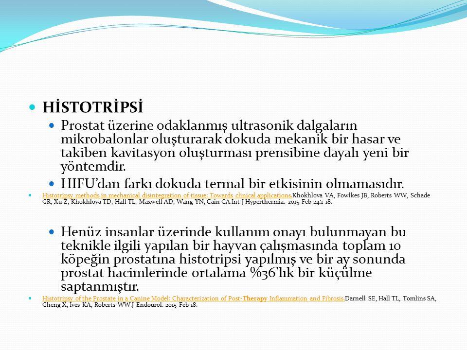 HİSTOTRİPSİ
