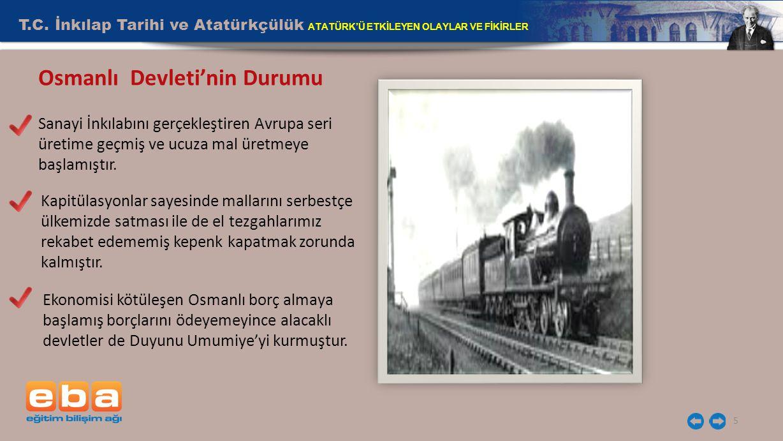 Osmanlı Devleti'nin Durumu