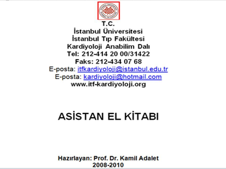 İstanbul Tıp Fakültesi Kardiyoloji ABD Sistem