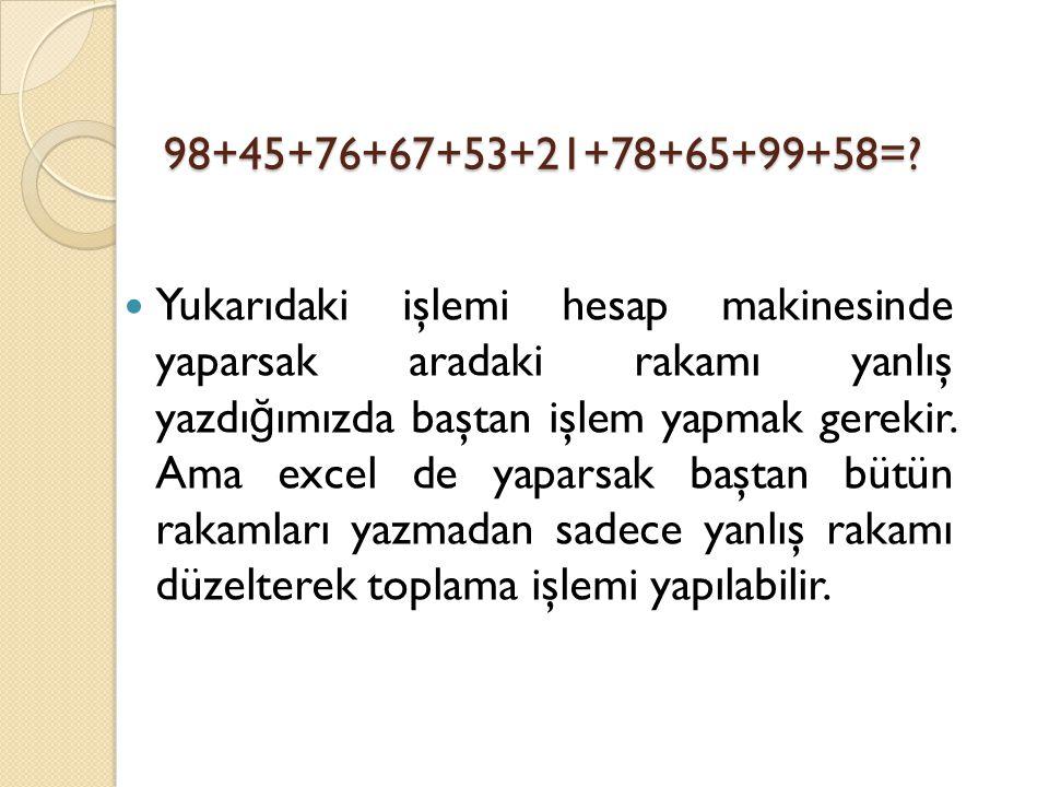 98+45+76+67+53+21+78+65+99+58=