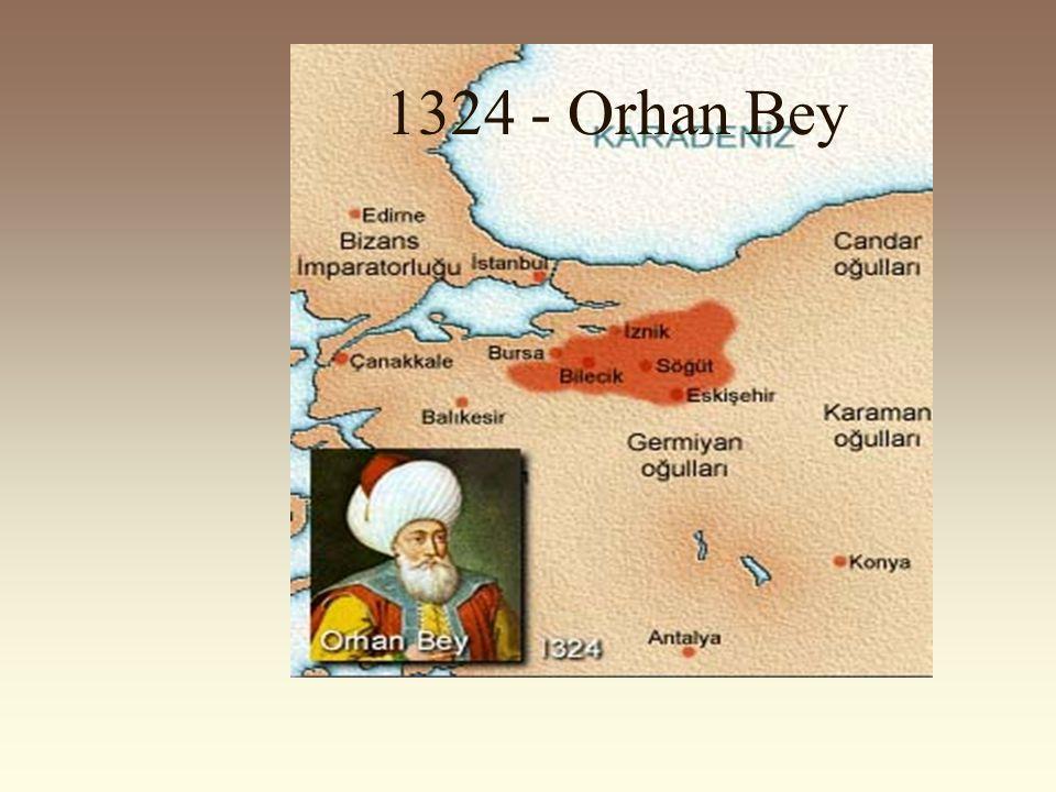 1324 - Orhan Bey