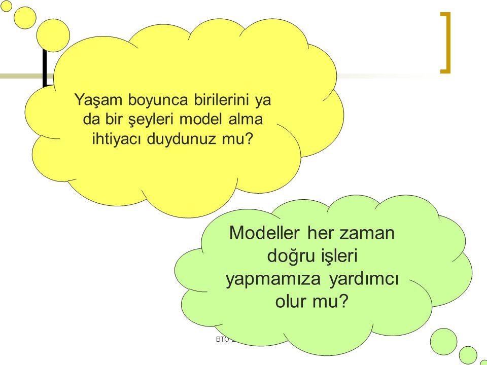 Modeller her zaman doğru işleri yapmamıza yardımcı olur mu