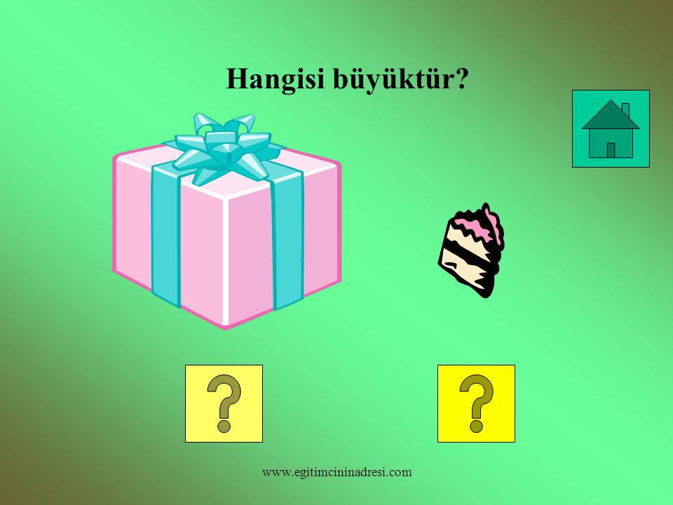 Hangisi büyüktür www.egitimcininadresi.com