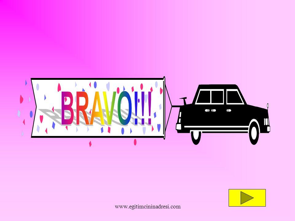 BRAVO!!! www.egitimcininadresi.com