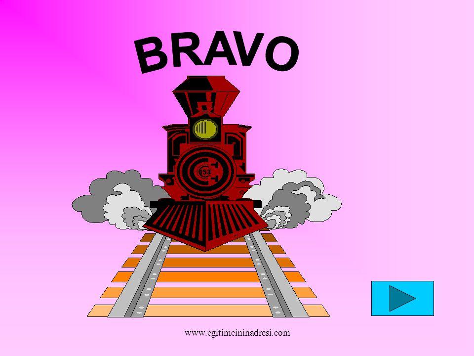 BRAVO www.egitimcininadresi.com