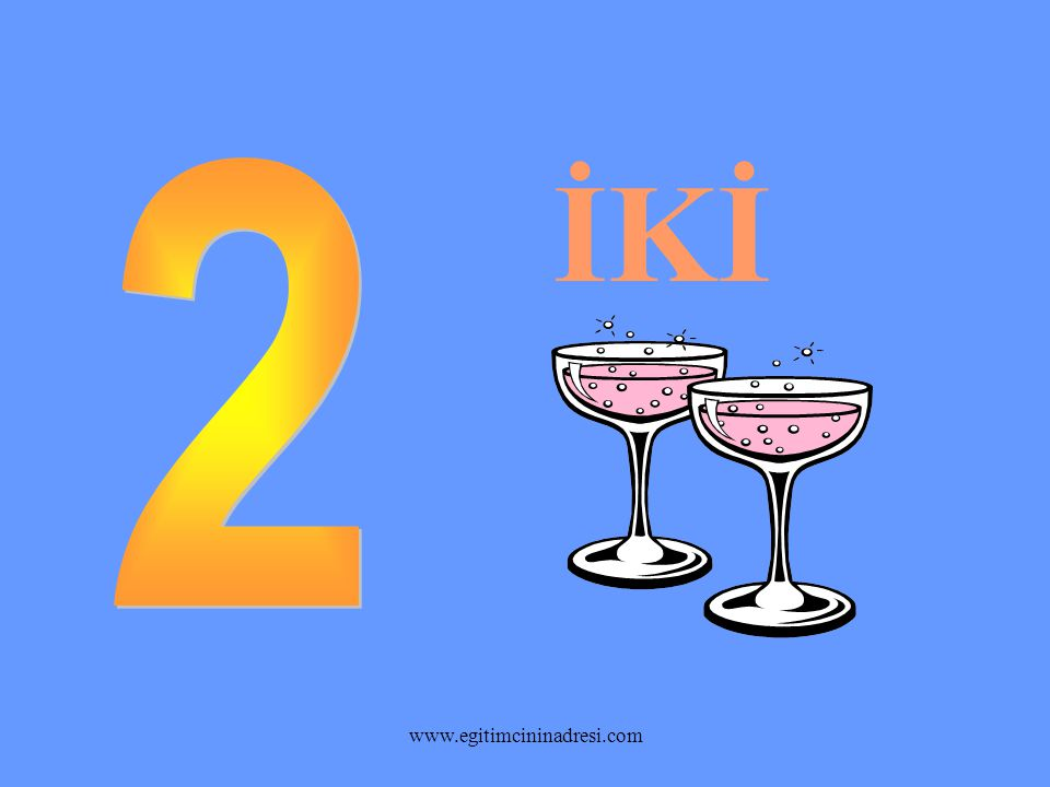 İKİ 2 www.egitimcininadresi.com