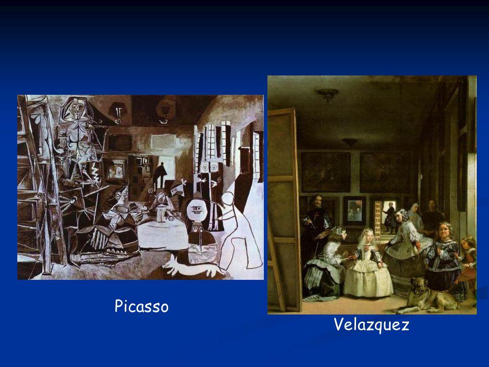 Picasso Velazquez
