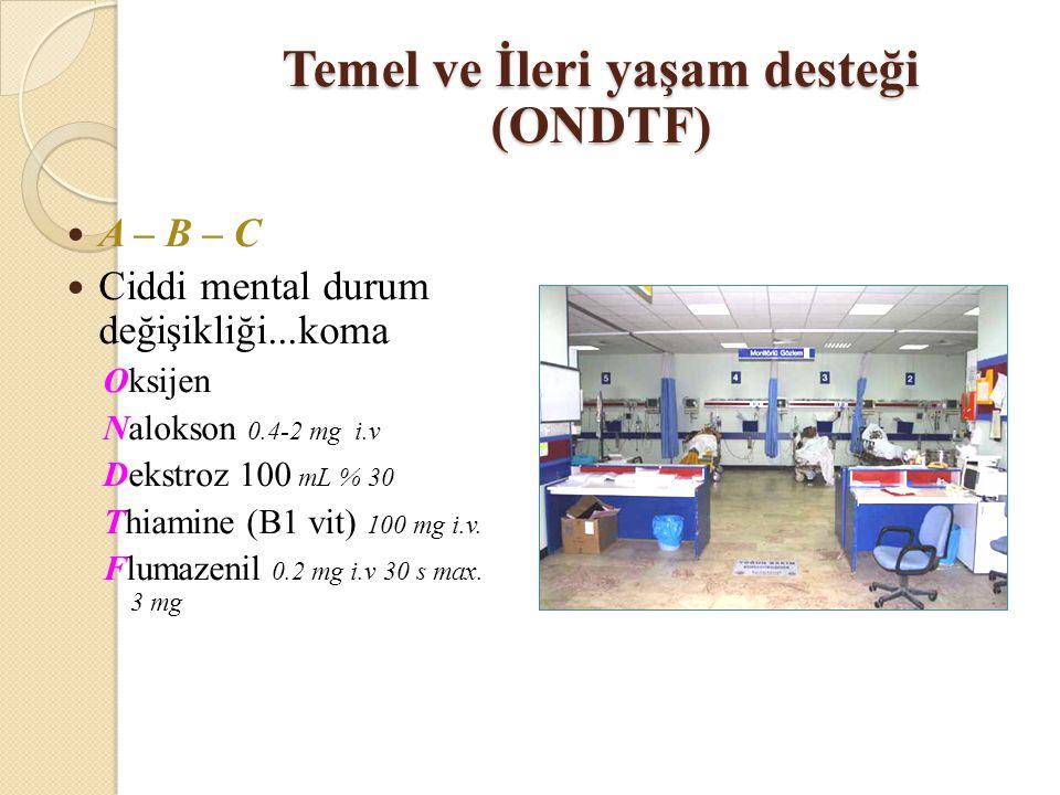 Temel ve İleri yaşam desteği (ONDTF)