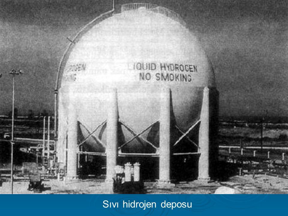 Sıvı hidrojen deposu