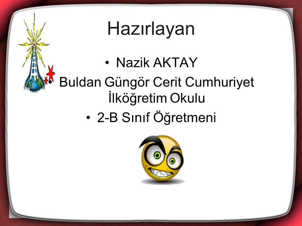 Buldan Güngör Cerit Cumhuriyet İlköğretim Okulu