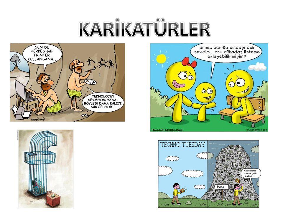 KARİKATÜRLER
