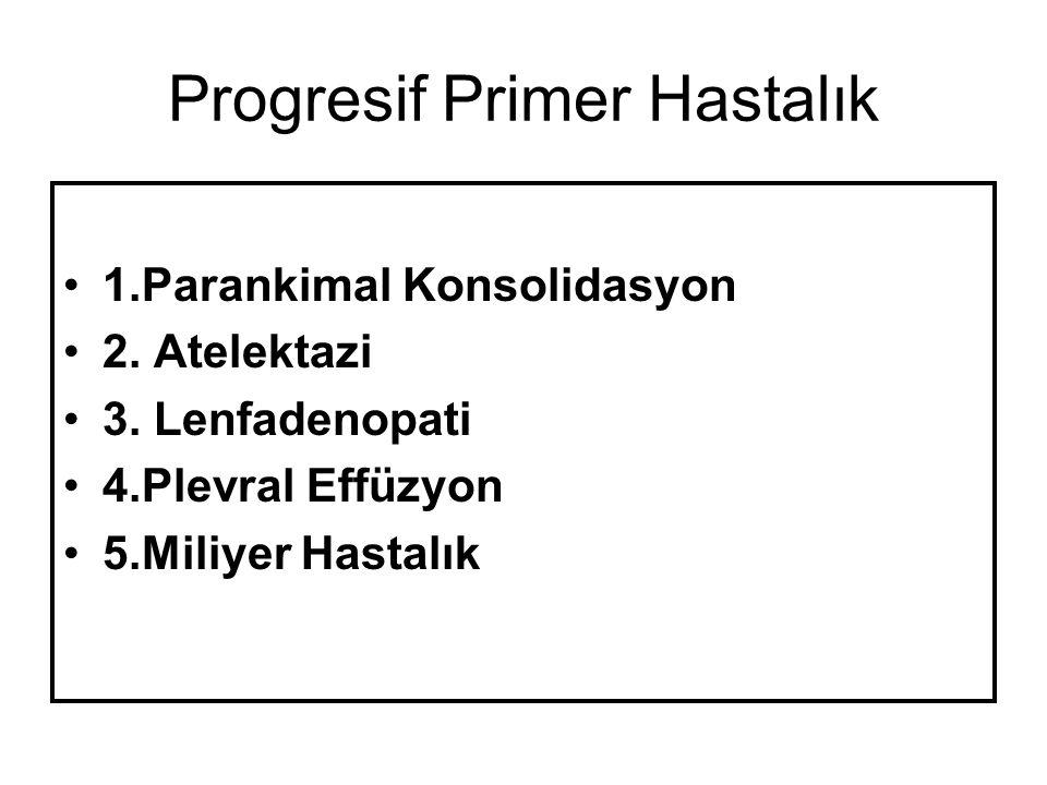Progresif Primer Hastalık