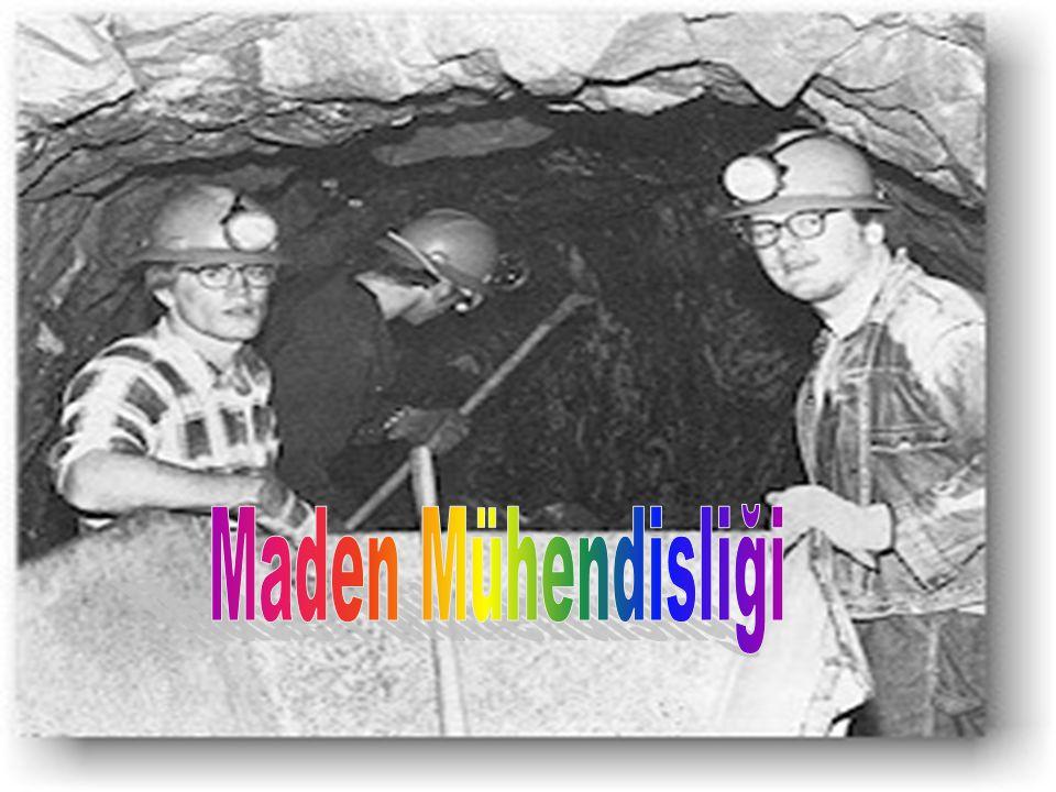 Maden Mühendisliği