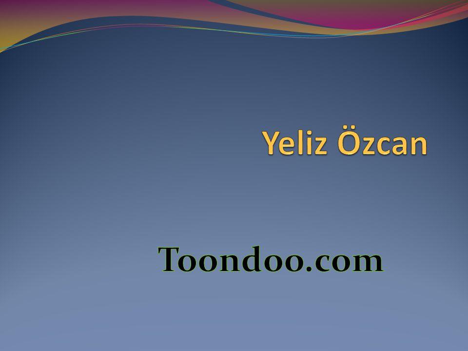 Yeliz Özcan Toondoo.com