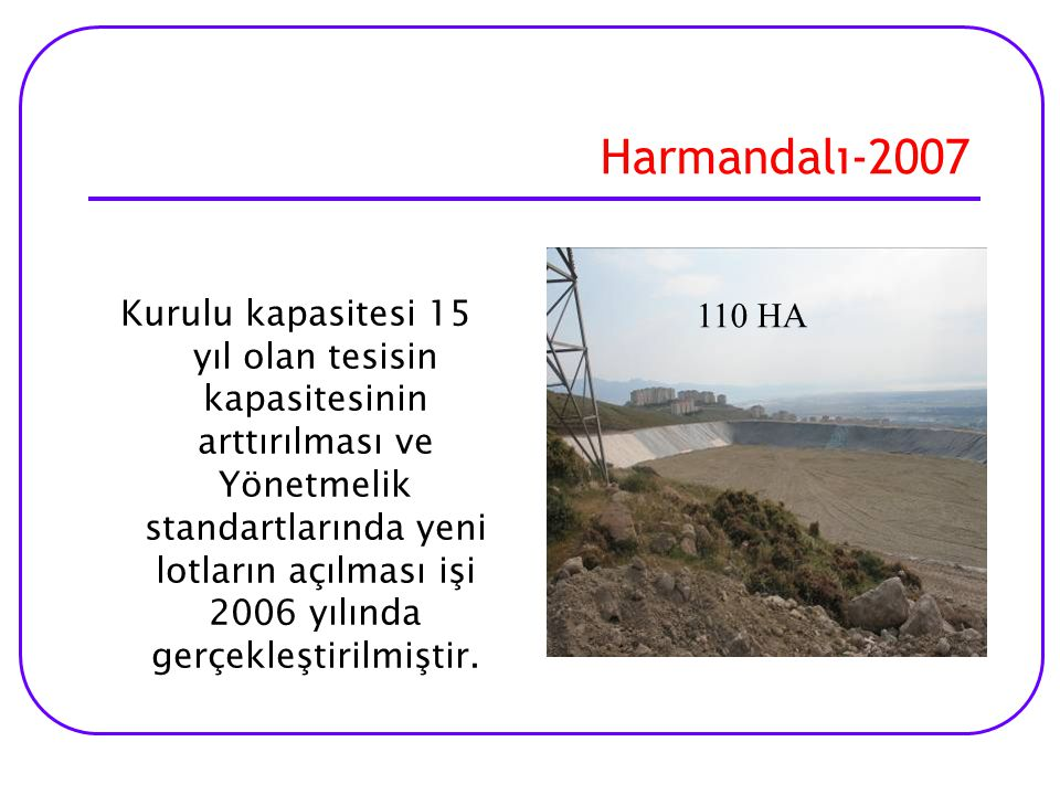 Harmandalı-2007